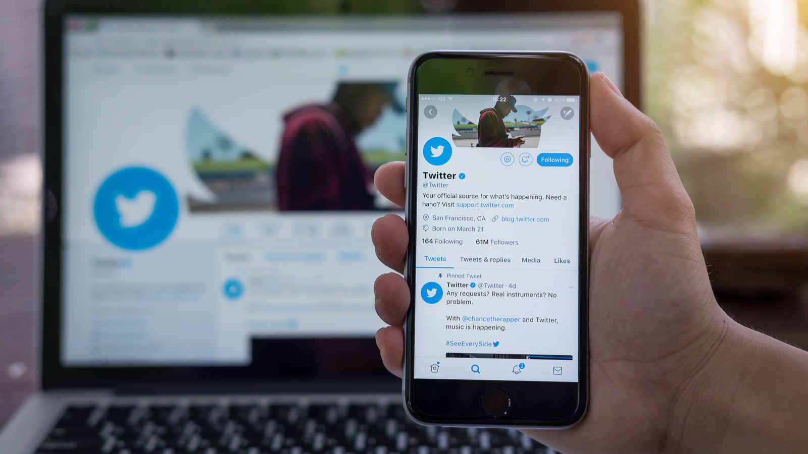 algoritmo de Twitter en el 2021