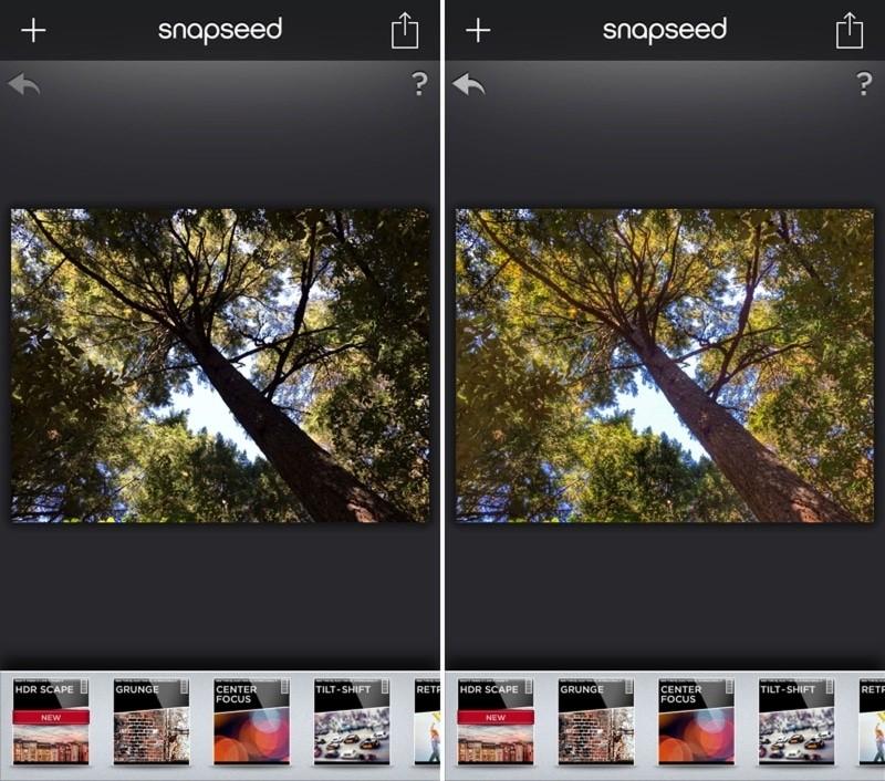 aplicaciones para editar fotografías desde tu móvil